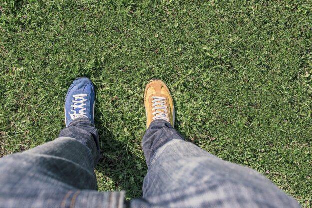 legs, feet, different