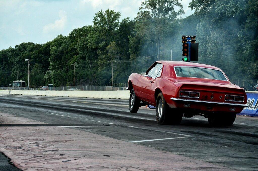 car, drag, power